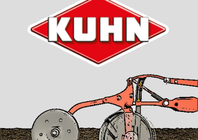 Kuhn Seeders